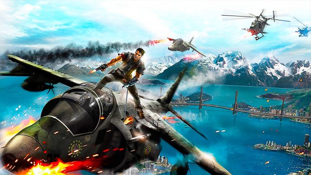 Just Cause 2 | Just Cause Forums